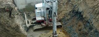 Dostavba kanalizace a ČOV Kněžice