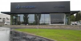 Autosalon Hyundai