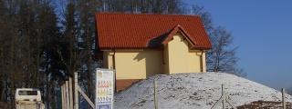 Obec Kamenná – veřejný vodovod, zapojení zdroje vody, VDJ+ÚV Kamenná